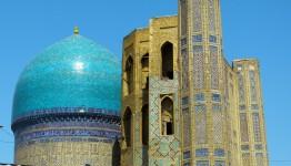 7D6N Discover Uzbekistan