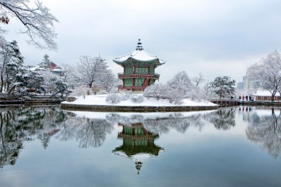 Korea Tour – Winter Season